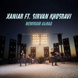 دانلود موزیک ویدئو جدید زانیار و سیروان خسروی به نام نمیرم عقب