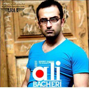 آهنگ جدید و بسیار زیبای علی باقری با نام دوستت دارم