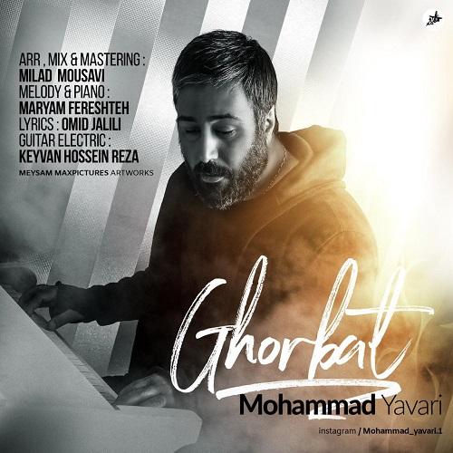 محمد یاوری غربت