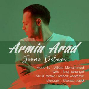 آرمین آراد جون دلم Armin Arad Joone Delam