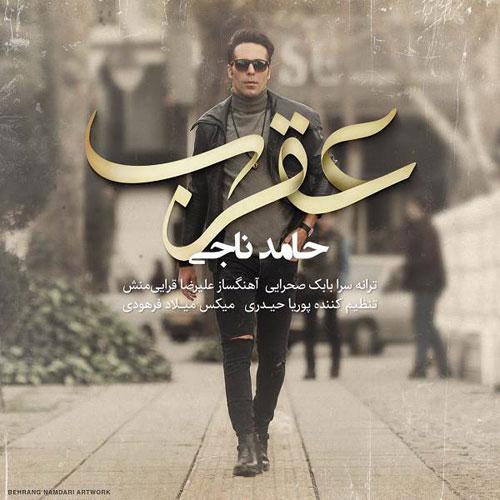 دانلود آهنگ عقرب هم باشی تو آتیش با زهر خودت میمیری خواننده حامد ناجی