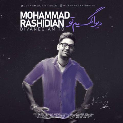 دانلود آهنگ دیوانگیم تو درماندگیم تو - محمد رشیدیان