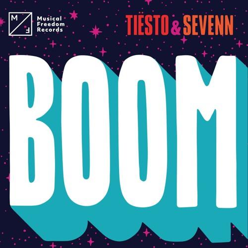 دانلود آهنگ بیس دار Dj Tiesto به نام Boom Boom بوم بوم دی جی تیستو