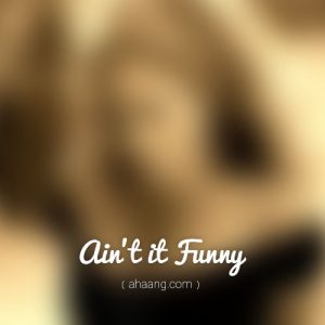 دانلود آهنگ Aint it Funny از JLO خنده دار نیست جی ال او