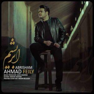 دانلود آهنگ تن من سرده و دستات مثل ابریشم - احمد فیلی