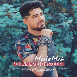 دانلود آهنگ تو مثل ماه میمونی و اون داره اداتو در میاره - محمد کیاصادق