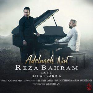 دانلود آهنگ سهم ما از این زندگی چرا عادلانه نیست - رضا بهرام