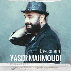 دانلود آهنگ میدونم دیوونم اما بی تو نمیتونم - یاسر محمودی