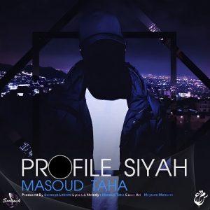 مسعود طاها پروفایل سیاه