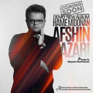 دانلود آلبوم جدید افشین آذری