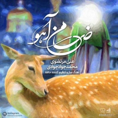 آهنگ جدید علی مرتضوی ضامن آهو