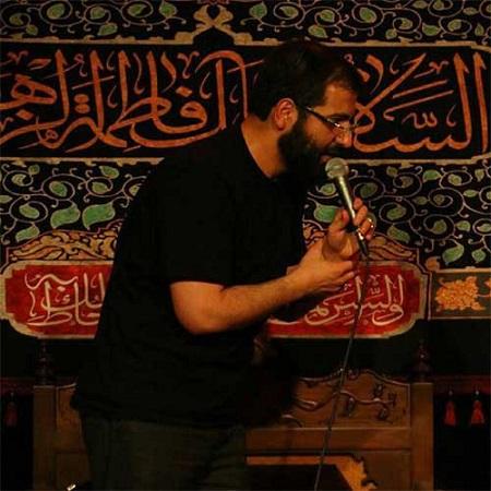 حاج حسین سیب سرخی محرم ۹۷
